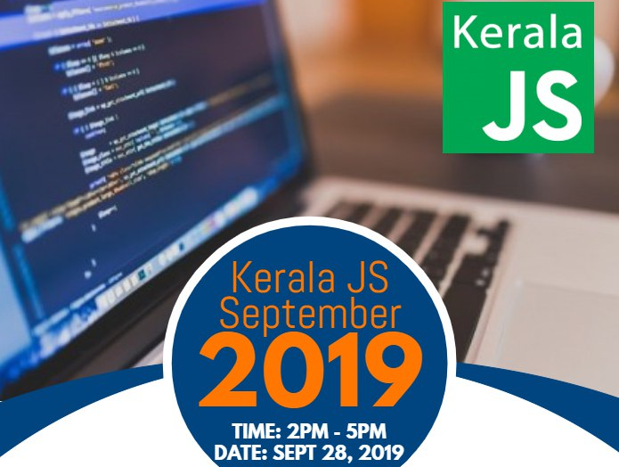 Attended #KeralaJS September meetup.